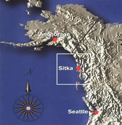 Where is Sitka Alaska?